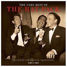 Rat Pack (Sinatra, Martin, Davis Jr) VERY BEST OF 180g NEW COLORED VINYL 2 LP