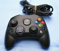 ORIGINALE Xbox Controller Gamepad Joypad S Small + Halo spielcd (gamedisc)