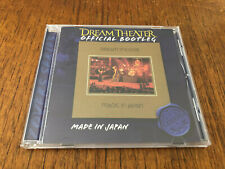 DREAM THEATER Made In Japan CD 2007 MINT Rare John Petrucci James LaBrie