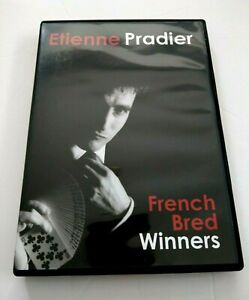FRENCH BRED WINNERS by Etienne Pradier - Professional Close-Up Magic Trick DVD