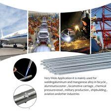 50Pcs Low Temperature Aluminum Welding Solder Wire Flux Cored Brazing Repair Rod