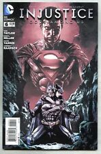 Injustice Gods Among Us #6-2013 nm- DC Comics Justice League 1st Standard cover