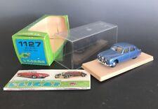JAGUAR MK1 Berline 1960 Blue by Eligor #1127 France Original Box