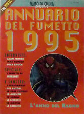 FUMO DI CHINA PRESENTA ANNUARIO DEL FUMETTO 1995