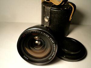 M42 Carl Zeiss Jena Flektogon red MC 2,8/20 TOP Condition lens f2.8 20mm