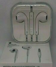 OEM Genuine Earpods Headphones for Apple iPhone 6 Plus 6S 5 MD827LL/A 3.5mm Mic