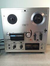 New ListingAkai 1722W Stereo Reel-To-Reel Tape Deck Recorder - Built-In-Speakers - Tested!