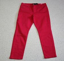Yesta by X-Two EDLE Jeans Hose 48 50 XL pink Stretch 5 Pocket NEU