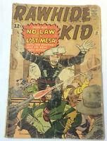 1962 Atlas/Marvel RAWHIDE KID #31