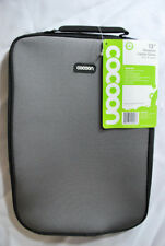 NoLita CLS357GY Laptop Notebook Neoprene Sleeve for Up to 13 inch Notebook, Gray