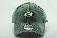 New Era 9Twenty Green Bay Packers Cappy Cap Strapback OSFA Grün