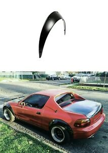 """Fender flares for Honda Civic delSol CLASSIC wheel arches overfenders3.5""""4pcs KL"""