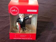 2020~Hallmark Action Figure Monopoly Men~Nib