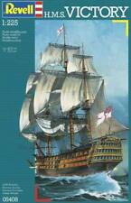 Revell 1/225 HMS Victory Plastic Model Kit 05408 RVL05408