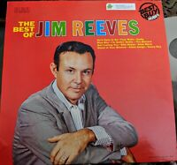 The Best of Jim Reeves LP Reissue Best Buy Series RCA AYL-3678