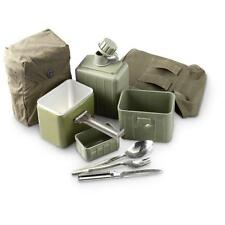 UNUSED Original Yugoslavian-Serbian military issued CANTEEN & MESS combo kit
