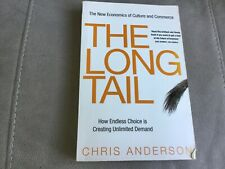 Business / economics book - The Long Tail, Chris Anderson - paperback