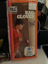 Vintage Everlast 4312 Bag Speed Gloves Boxing Adult Size New Without Tags
