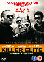 Killer Elite DVD (2012) Jason Statham, McKendry (DIR) cert 15 ***NEW***