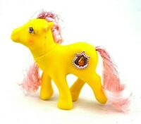 Vintage 1987 G1 My Little Pony Princess Ponies Princess Moondust W/Pink Hair