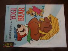 Yogi Bear #16 G/VG Sledding