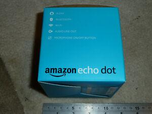 AMAZON ECHO DOT 3rd Generation Smart Asistant Speaker Plum - BRAND NEW & SEALED!
