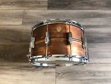 Ludwig Copper Phonic 8x14 Snare Drum