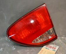 1999-2004 Oldsmobile Alero Right Pass inner trunk lid Oem tail light 48 2A1