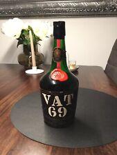 Whisky VAT 69, Ungeöffnet, 700ml, sehr alt