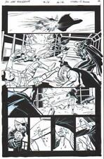 ALL NEW WOLVERINE 14 pg 12 X-23 NICK FURY VS X-23 - LAURA KINNEY AS WOLVERINE