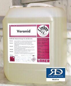 Linker Veronid Grundreiniger Salmiakgeist für profesionelle Glasreinigung  1 L.