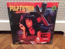 "PULP FICTION Soundtrack 12"" LP Vinyl NEW"