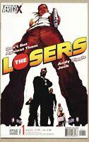 The Losers #1-2003 nm- 9.2 DC Comics Vertigo Andy Diggle / Jock