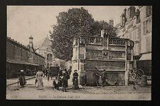 Carte postale CP animée BLOIS - La Fontaine Louis XII
