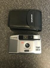 Vintage OLYMPUS TRIP MD3 35mm film point and shoot compact camera Retro Quirky