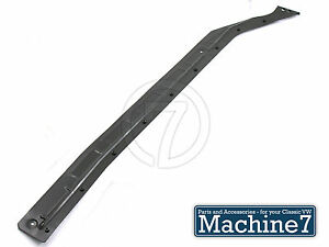 Classic VW Beetle Heater Channel Bottom Plate Repair Panel to Chassis LEFT Bug