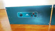Single (1) Altec 1568a Tube Power Amplifier with El34 - Works & Original