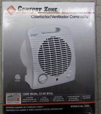 COMFORT ZONE CZ35 Heater/Fan electronic