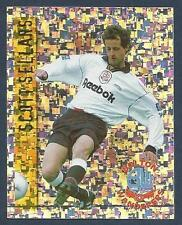 MERLIN PREMIER LEAGUE KICK OFF 1997/98- #043-BOLTON WANDERERS-SCOTT SELLARS-FOIL
