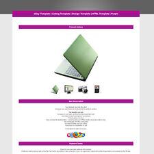 eBay Template | Listing Template | Design Template | HTML Template | Purple