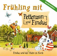Pettersson and Findus - The Rooster in Basket CD New (E1672)