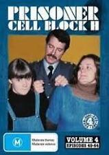 Prisoner Cell Block H, Vol 4, EPS 49-64 (4 DVD'S) NEW & SEALED region free 0