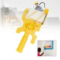 Portable Clean-Cut Paint Edger Roller Brush Safe Tool for Home Wall Ceilings