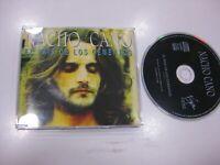 Nacho Cano CD Single Spanisch El Landesfarben De Los Zemente 1996 Promo