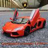 Welly FX Series Scale 1:18 Lamborghini Aventador LP700-4 Diecast Model