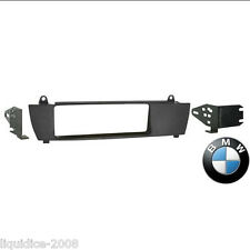CT24BM07 BMW X3 E83 MODEL 2004 to 2010 BLACK FASCIA ADAPTER PANEL PLATE