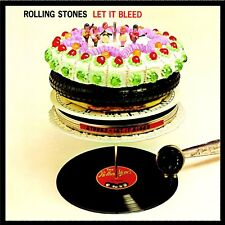 THE ROLLING STONES Let It Bleed DSD Remastered Vinyl LP NEW & SEALED