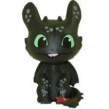 Funko Mystery Mini Figure -How to Train Your Dragon 2 -TOOTHLESS (Sitting T. Out