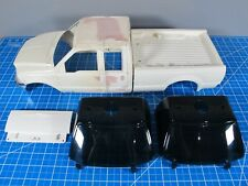 Custom 1/10 Tamiya Ford F350 Extend Plastic Crew Cab Body Conversion Project