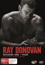 Ray Donovan the Complete Season Series 1, 2, 3 & 4 DVD Box Set R4 New Sealed